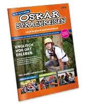 Oskar Sprachreisen - Katalog 2018