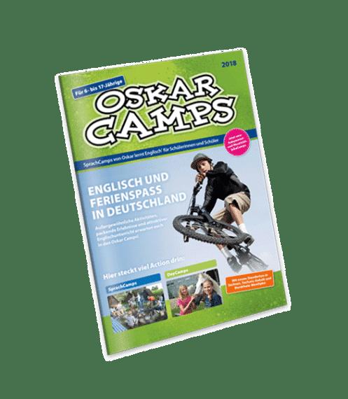 Katalog 2018 von Oskar Camps