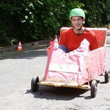 Seifenkistenrennen in Hattingen