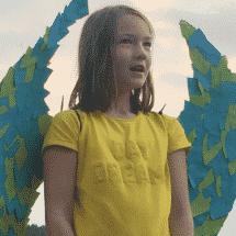 Taltitz SprachCamp Kind beim Filmen
