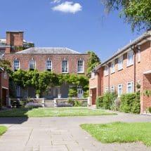Herrenhaus auf der Sprachreise Berkshire College