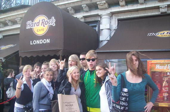 Jugendreise-London-HardRockCafe