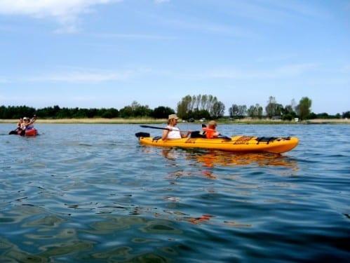 Kanutour im Oskar-Beach, Sport und ActionCamp Hertesburg