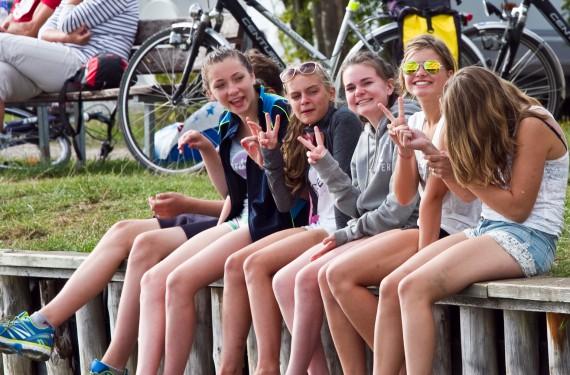 Beach, Sport, Action und Englischlernen für 10-15 jährige