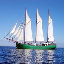 Englisches SprachCamp auf Segelschiff Pippilotta