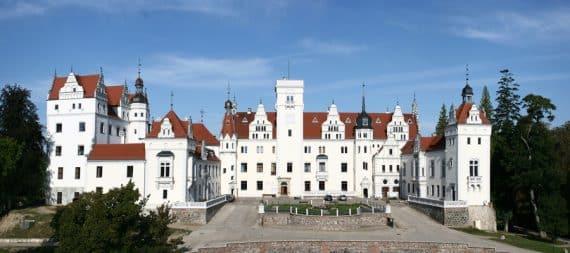 Schloss Boitzenburg eine hervorragende Kulisse für viele SprachCamps