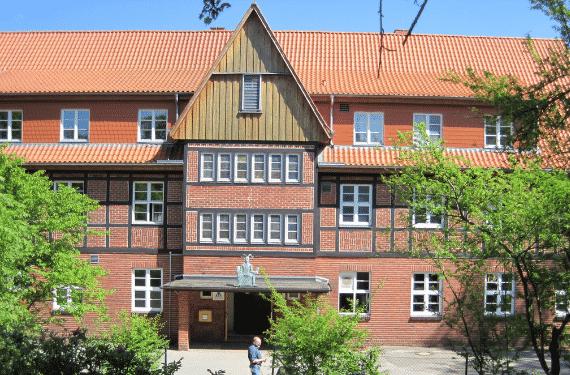 Unterkunft im SprachCamp Mölln