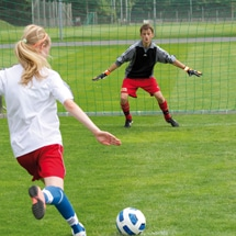 Training, Technik, Taktik in den Oskar-FussballCamps
